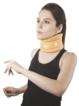 Cervical Collar Without Chin Support
