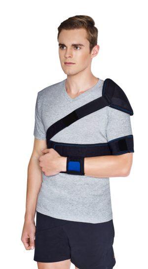 Elastic Shoulder Immobilizer with Cap