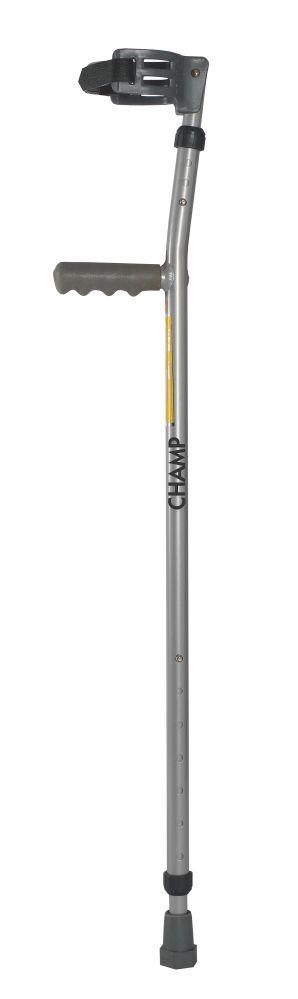 Champ Max Elbow Crutch - Fixed Handle