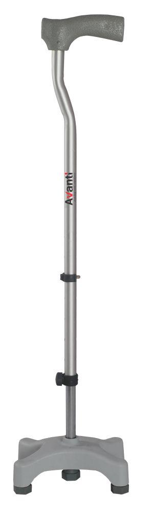 Avanti - L Shape Quadripod Stick