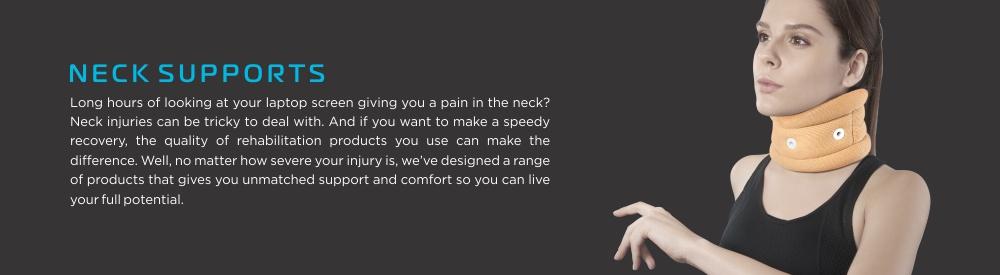 Neck Supports - Cervical Collar – VISSCO