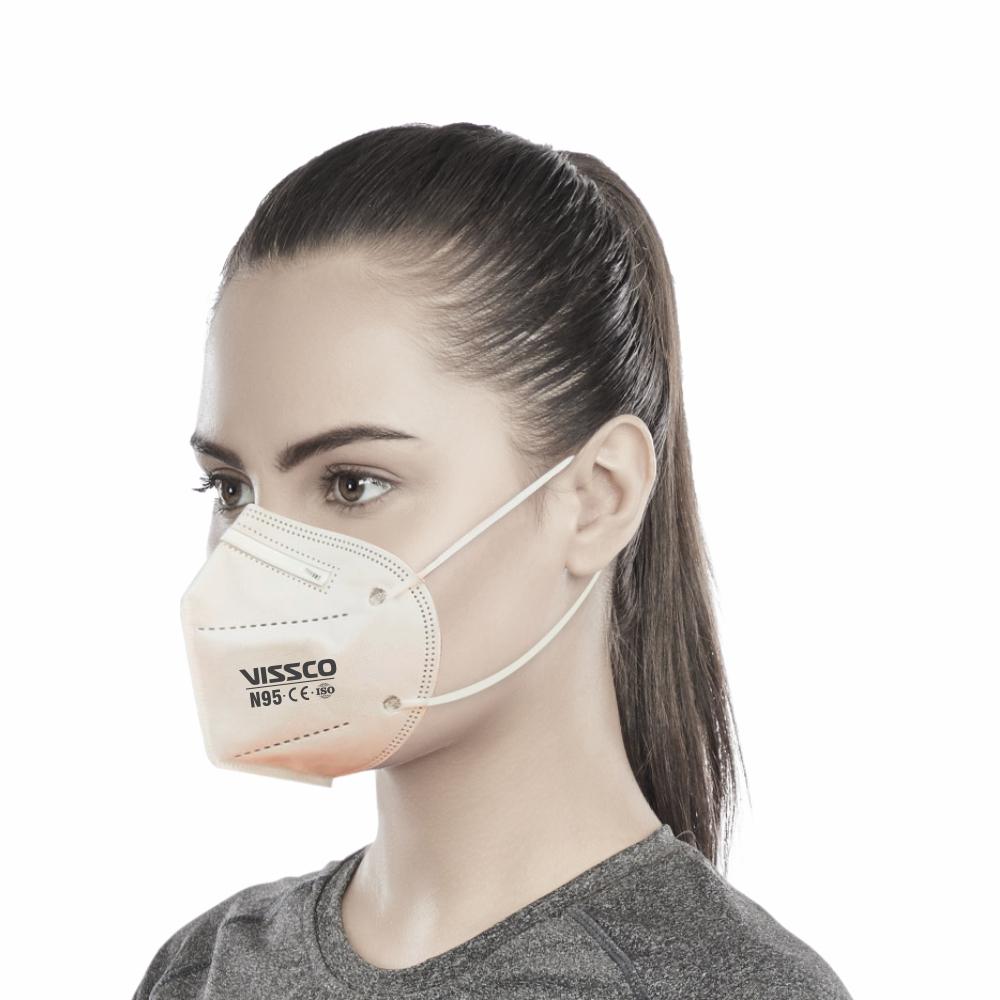 Vissco N95 Mask Without Respirator
